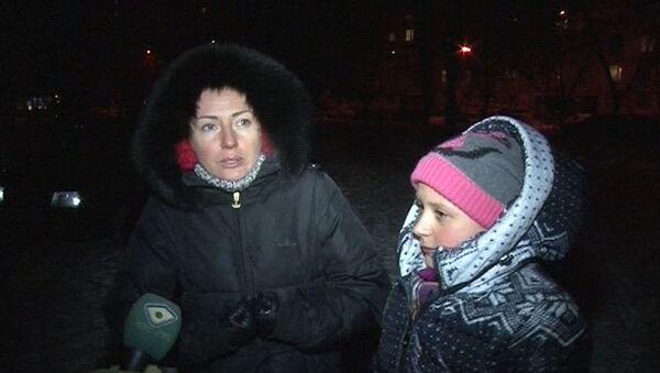 Очевидцы о том, как спасались люди от пожара в многоэтажке Харькова