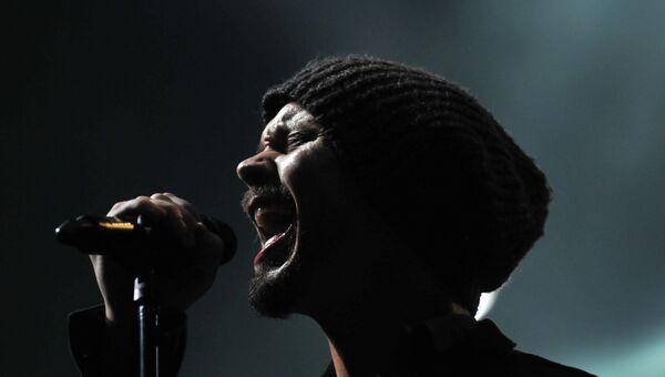 Солист финской рок-группы HIM Вилле Вало