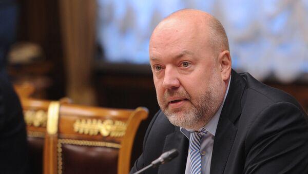 Глава комитета Госдумы по гражданскому уголовному арбитражному и процессуальному законодательству Павел Крашенинников, архивное фото