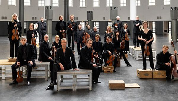 Мюнхенский камерный оркестр. Архивное фото