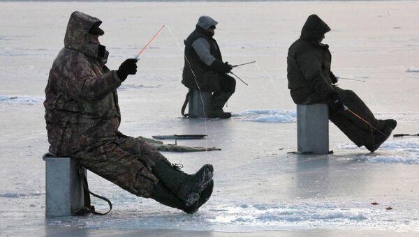 Любительская рыбалка. Архив