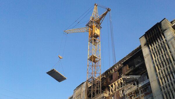 ТДСК начала демонтаж верхних этажей дома в Томске, где был взрыв