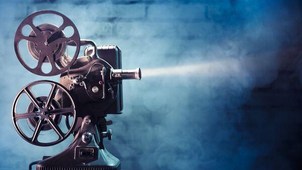 Кинопроектор. Архивное фото