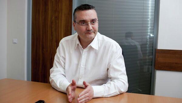 Президент компании «Анхойзер-Буш ИнБев» в странах Центральной и Восточной Европы  Стюарт МакФарлейн