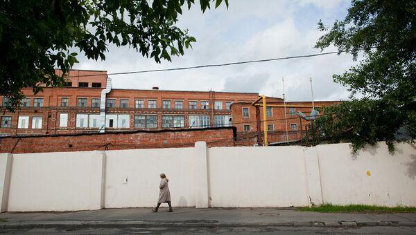 Здание ОАО Большевик