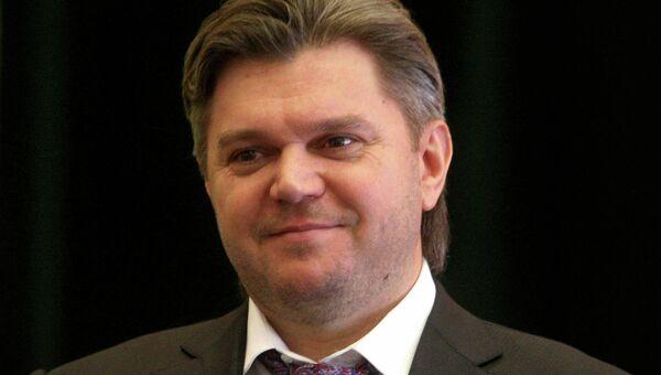 Министр энергетики и угольной промышленности Украины Эдуард Ставицкий. Архив