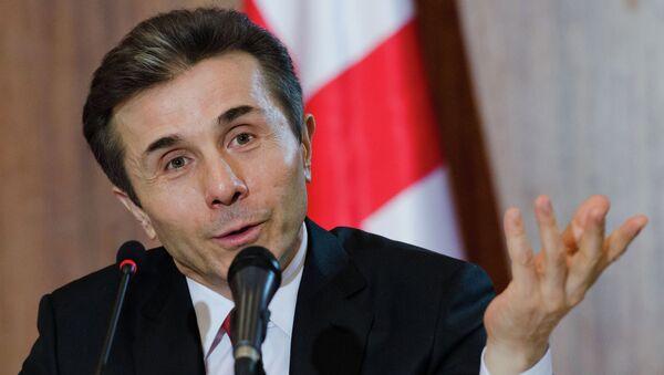 Премьер-министр Грузии Бидзина Иванишвили. Архив