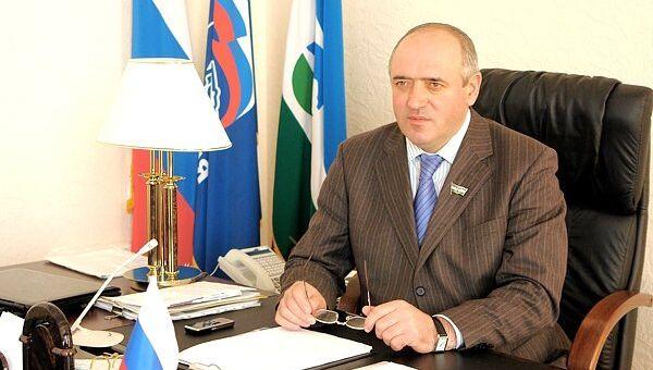 Ректор Кабардино-Балкарского государственного аграрного университета Борис Жеруков