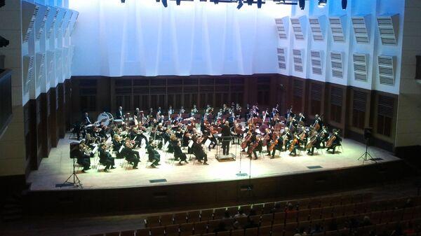 Новый зал Новосибирской консерватории