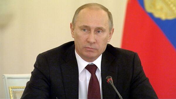 Путин пообещал подписать закон Димы Яковлева