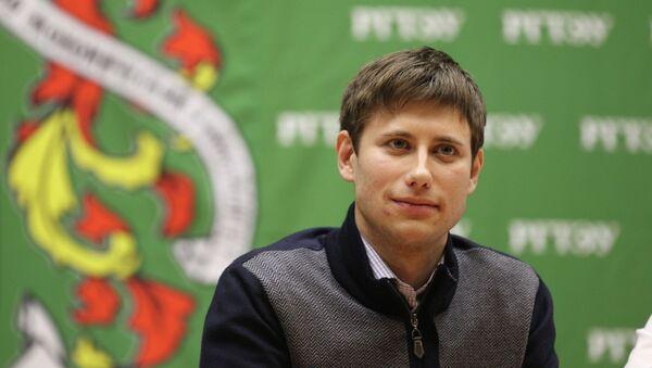 Артем Хромов. Архивное фото