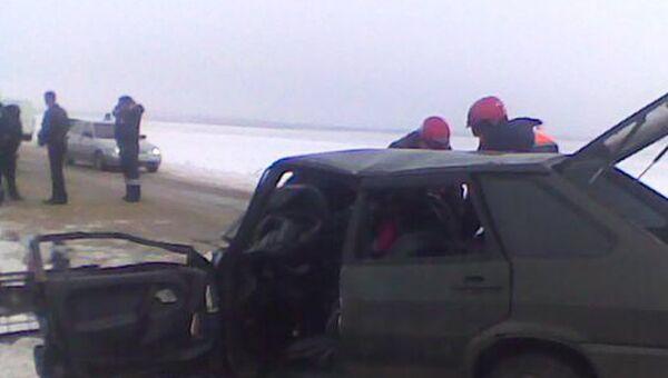ДТП в Саратовской области