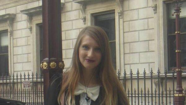 Россиянка Анастасия Войкина, убитая в Лондоне. Архивное фото