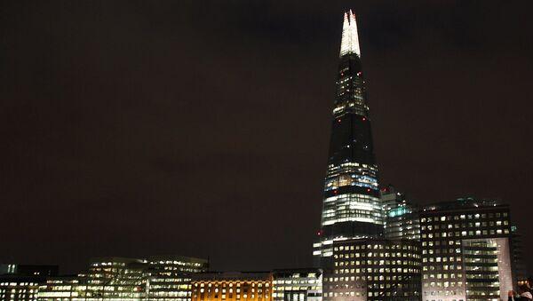 Самый высокий небоскреб Лондона Shard