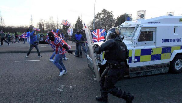 Беспорядки в Белфасте