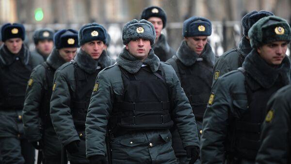 Подготовка к маршу оппозиции
