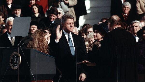 Инаугурация президента США Билла Клинтона, 1993