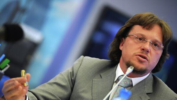 Бизнесмен Сергей Полонский. Архив