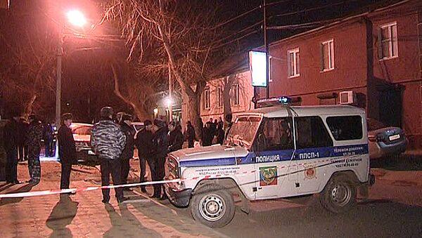 В Махачкале убит судья Верховного суда Дагестана М.Магомедов