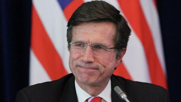 Посол США в Индонезии Роберт Блейк. Архивное фото