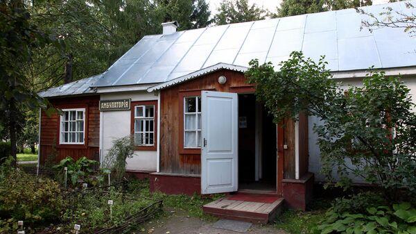 Литературно-мемориальный музей Чехова Мелихово