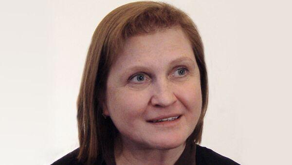 Директор Института искусствознания Наталия Сиповская