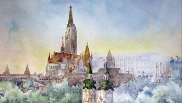 Картина художника Светланы Малета