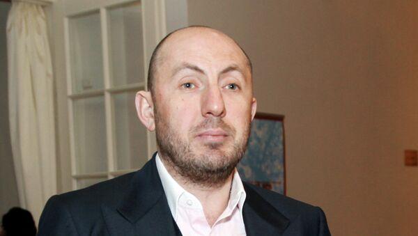Генеральный директор Михайловского театра Владимир Кехман, архивное фото