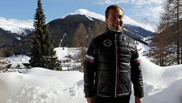 Интервью Д.Медведева российскому телеканалу НТВ