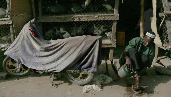 Ситуация в Мали. Архивное фото