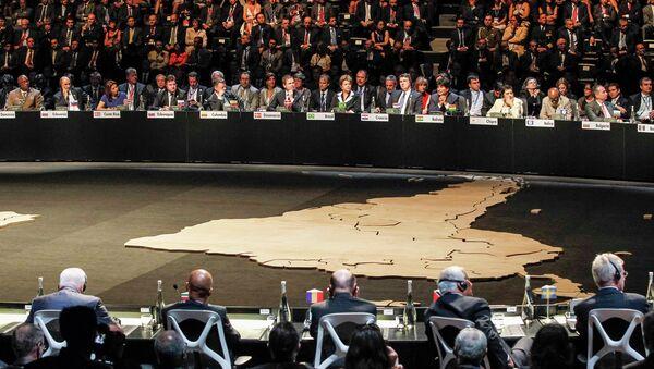Саммит ЕС-Латинская Америка