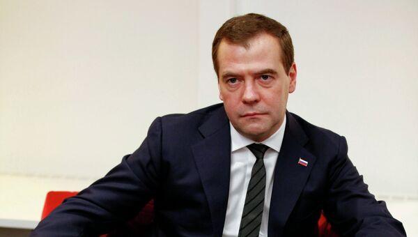 Интервью Д. Медведева деловой газете Handelsblatt