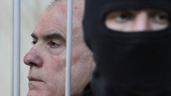 Оглашение приговора А.Пукачу, обвиняемому в убийстве журналиста Г.Гонгадзе. Архивное фото