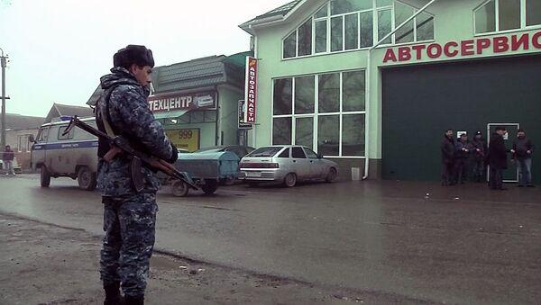 Возможного убийцу журналиста Геккиева застрелили в автосервисе Нальчика