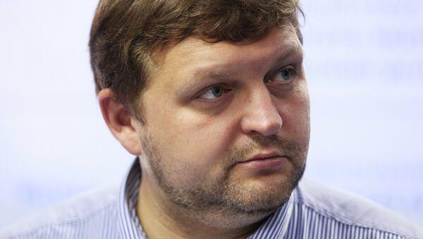 Глава Кировской области Никита Белых. Архив