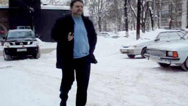 Губернатор Кировской области Никита Белых приехал на допрос в Управление экономической безопасности и противодействия коррупции УМВД по Кировской области