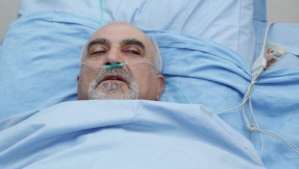 Покушение на кандидата в президенты Армении Паруйр Айрикян