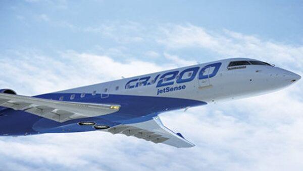 Самолет Bombardier CRJ 200