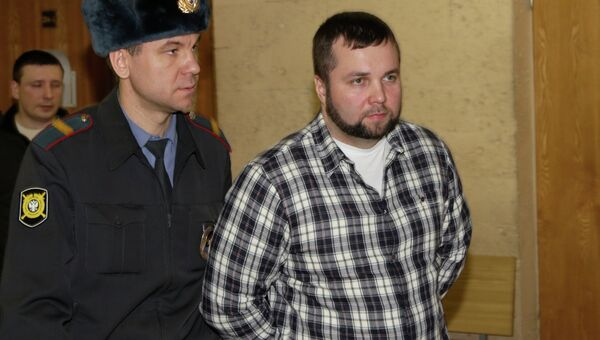 Бывший сотрудник милиции Максим Каганский
