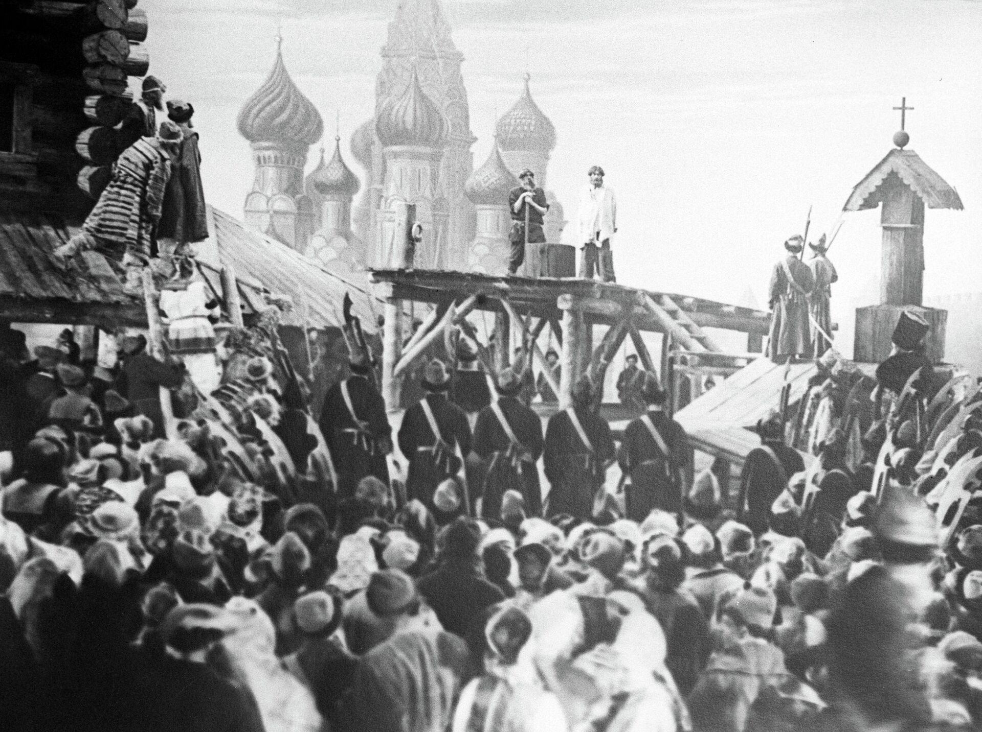 Кадр из фильма Степан Разин - РИА Новости, 1920, 10.10.2021