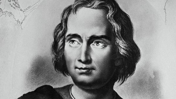 Мореплаватель Христофор Колумб. Архивное фото