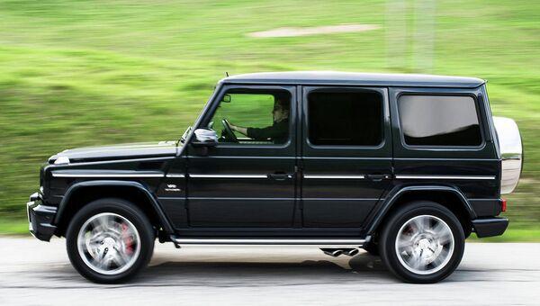 Автомобиль Mercedes Benz G