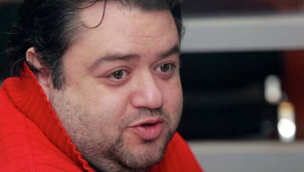 Владелец клуба Хромая лошадь Анатолий Зак