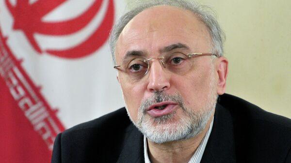 Министр иностранных дел Исламской Республики Иран Али Акбар Салехи