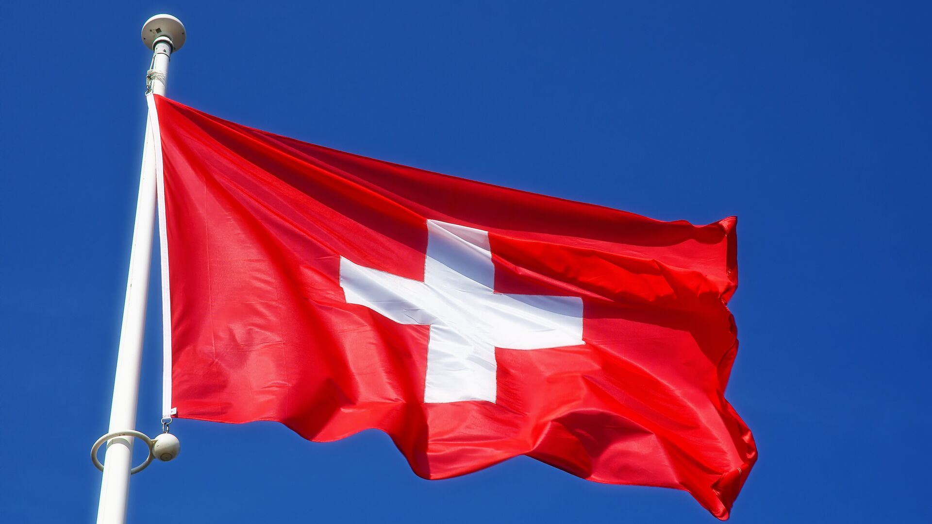 Флаг Швейцарии - РИА Новости, 1920, 07.07.2021