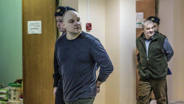 Рассмотрение уголовного дела о похищении сына Е. Касперского