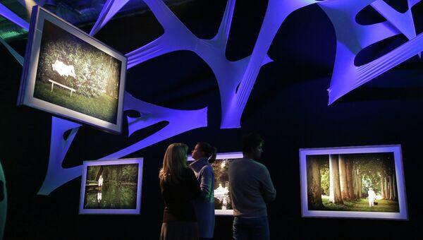 Открытие 5D выставки Slava Durak