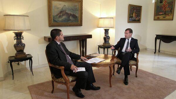 Второй день рабочего визита Д.Медведева на Кубу