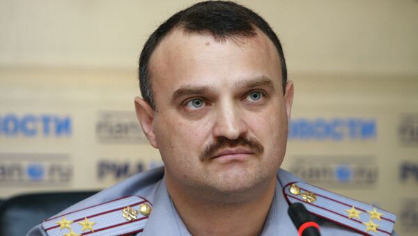 Николай Криволапов. Архивное фото