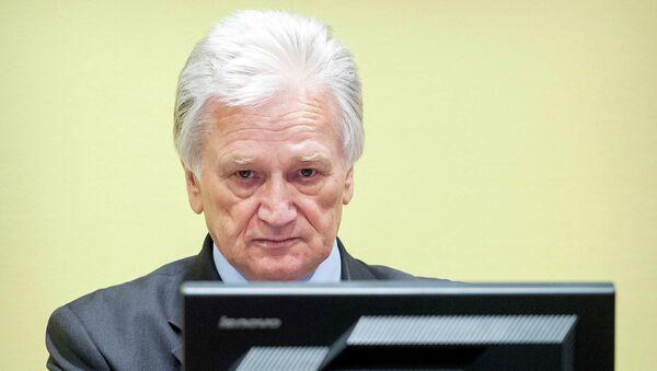 Экс-начальник югославского генштаба Момчило Перишич